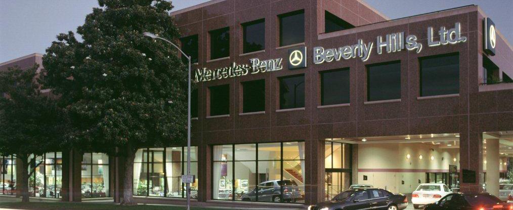 Mercedes-Benz of Beverly Hills Dealership