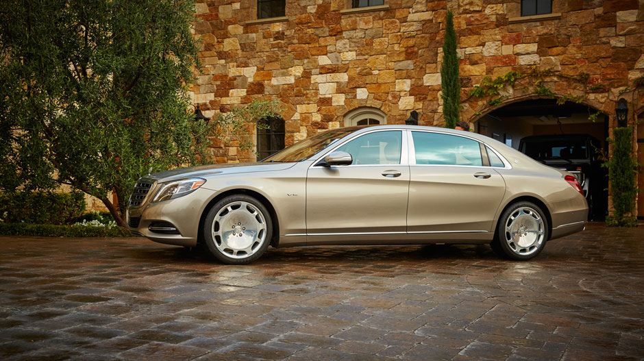 Ultra Posh and Powerful: 2016 Mercedes-Maybach S600 | Mercedes-Benz ...