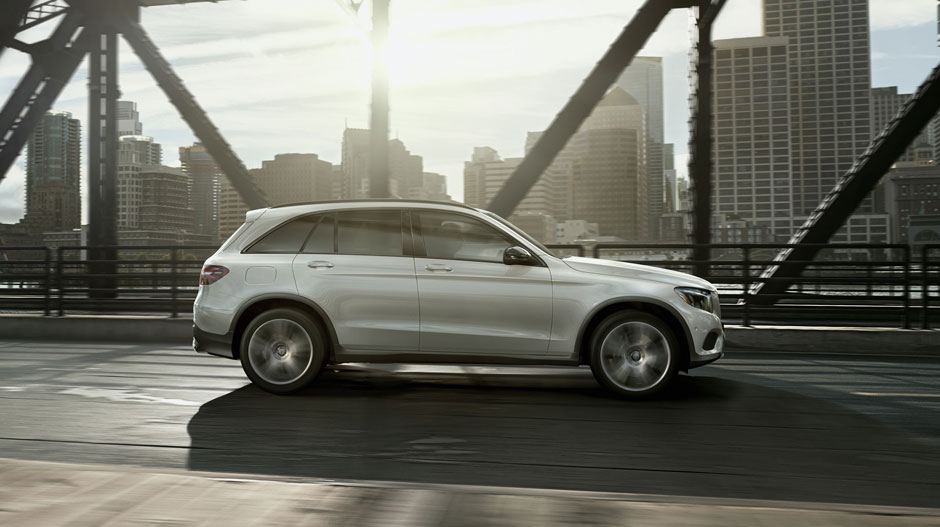 British Family Takes 2016 Mercedes-Benz GLC-Class for a Test Drive ...