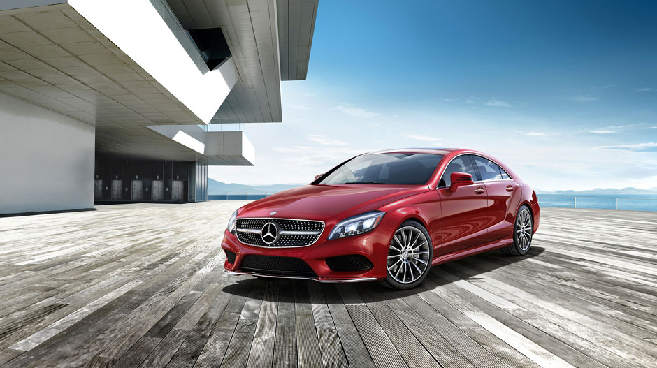 Mercedes Benz Cls Shooting Brake And Coupe Set For Final Edition