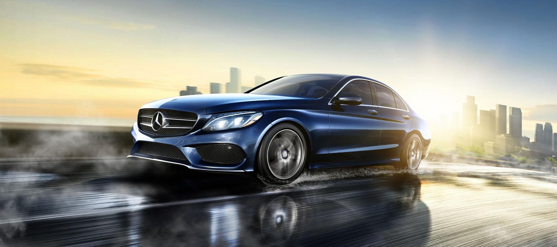 Mercedes-Benz 2015-C-CLASS-SEDAN